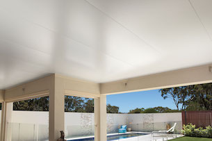 Cooldek Patio Roof