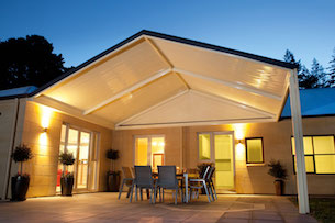 Outback Gable Patio