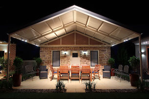 Patio Stratco Outback Heritage Gable