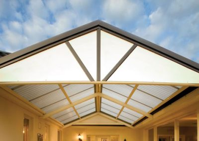 Stratco Heritage Gable Light Roof
