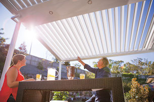 Outdoor blinds busselton